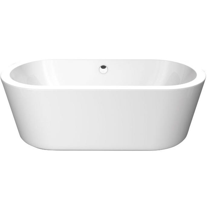 Акриловая ванна BelBagno BB29 177x80 Белая акриловая ванна belbagno 170x85 bb42 1700