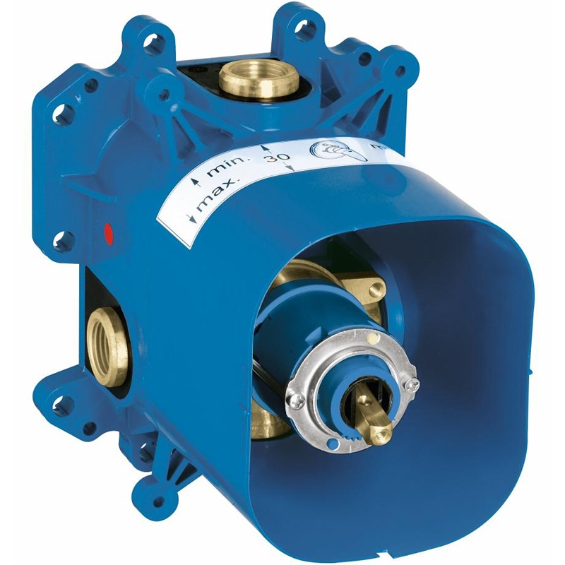 Купить Скрытая часть для смесителя, Rapido E 35501000 G 1/2, Grohe, Германия