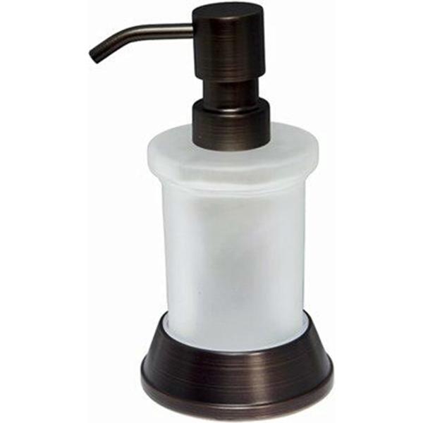 Дозатор для жидкого мыла WasserKRAFT Isar K-2399 Темная бронза дозатор для жидкого мыла wasserkraft isar k 7399 темная бронза