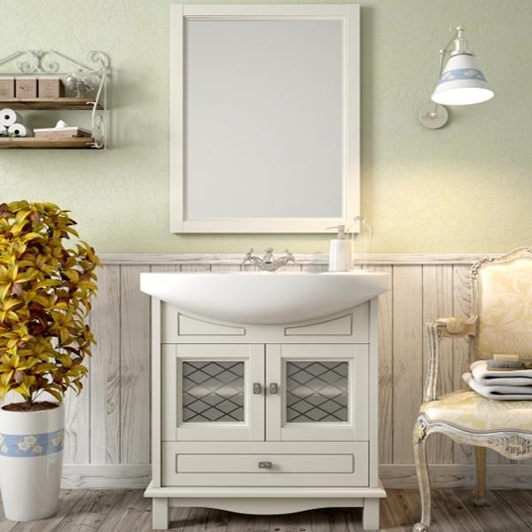 Комплект мебели для ванной Opadiris.