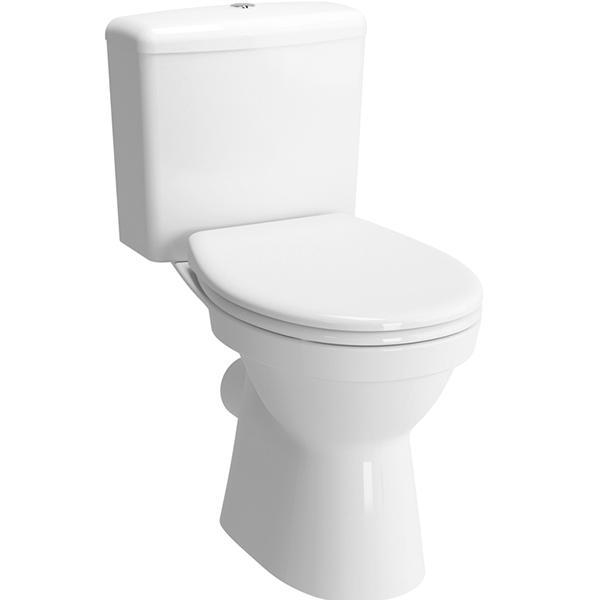 Normus Facelift 9705B003-7200 с сиденьем МикролифтУнитазы<br>Унитаз Vitra Normus Facelift 9705B003-7200.<br> Унитаз Normus хорошо вписывается в просторные семейные ванны.  <br> В комплекте: <br><br> напольный унитаз Normus Facelift; <br> бачок; <br> механизм смыва на 3/6 л; <br> сиденье с микролифтом. <br><br>