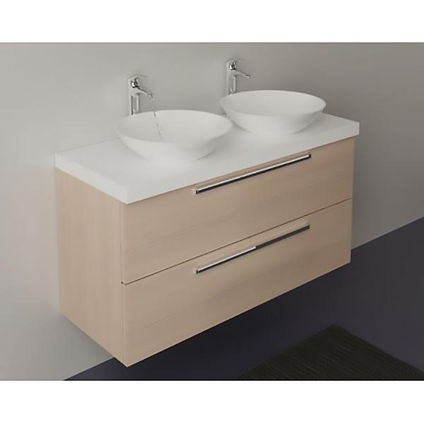 Jolie 120/2 под столешницу БелаяМебель для ванной<br>Тумба под столешницу Kolpa San Jolie 120/2 подвесная.<br>Безупречная и лаконичная модель с двумя выдвижными ящиками и ручками цвета хром. Прекрасно впишется в современный интерьер ванной комнаты. <br>Тумба:<br>Габариты: 120.6x50x66 см. <br>Каркас и фасад изготовлены из влагостойкого ДСП с покрытием мембранной пленкой. <br>Гладкая глянцевая поверхность. <br>Влагостойкие клеи и угловые ленты. <br>Два выдвижных ящика. <br>Ручки цвета хром.<br>Мягкое открытие и закрытие ящика благодаря доводчикам европейского качества. <br>Цвет: белый.<br>В комплекте поставки: тумба.<br>