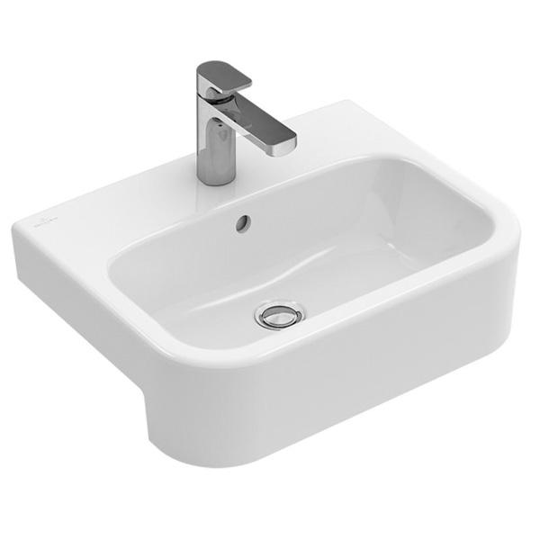 Раковина Villeroy&Boch Architectura 55 419055 Белый альпин CeramicPlus фото