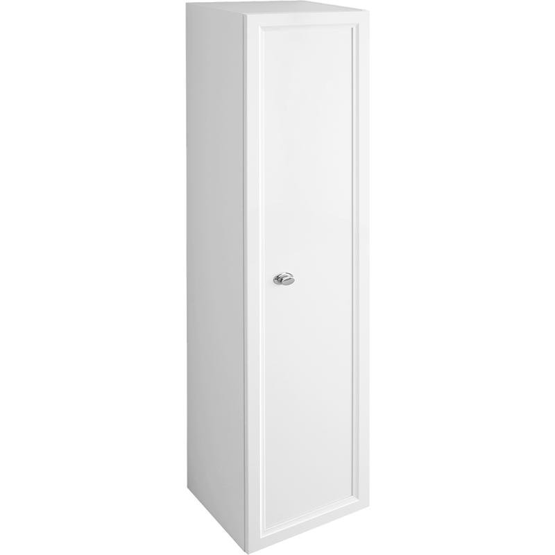 Шкаф пенал Villeroy&Boch La Belle 40 подвесной R Белый a5901rdj шкаф пенал подвесной la belle 40