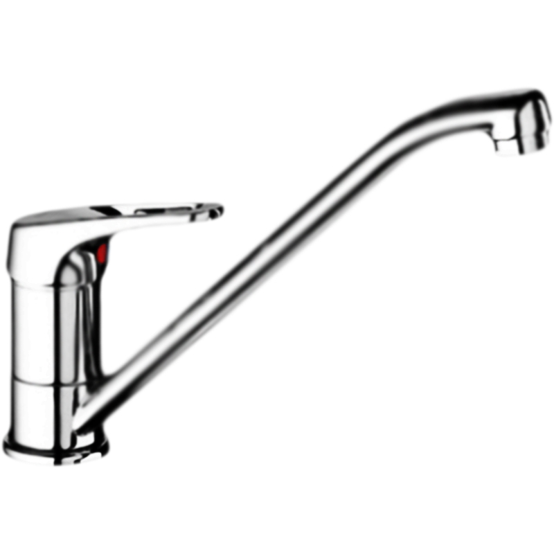 Wega Темная скалаСмесители<br>Смеситель для кухни Blanco Wega Silgranit 518806 однорычажный, с поворотным изливом, с аэратором, монтируемый в одно отверстие. Эргономичный рычаг управления. Вращающийся на 360 градусов излив для легкого мытья и наполнения кастрюль. Соответствует европейским стандартам.<br>Конструкция:                 <br><br>Комбинированный цвет: темная скала Silgranit и глянцевый хром.<br>Материал корпуса: латунь.<br>Поворотный излив: 360 градусов, L 21 см.<br>Высота смесителя: 18,5 см.<br>Аэратор: запатентованный рассекатель, защита от отложения налета.<br>Система управления: рычажная.<br>Механизм: дисковый керамический картридж.<br>Монтаж: на одно отверстие, D 3,5 см.<br>Не рекомендуется устанавливать на керамические изделия.<br>Стабилизирующая пластина: увеличение устойчивости.<br>Подводка: гибкая, с гайкой, G 3/8, L 45 см.<br>Легкость и надежность в установке.<br>Одобрено: LGA. Сертификат: DVGW.<br><br>В комплекте поставки:<br><br>смеситель;<br>гибкая подводка;<br>комплект креплений.<br><br>