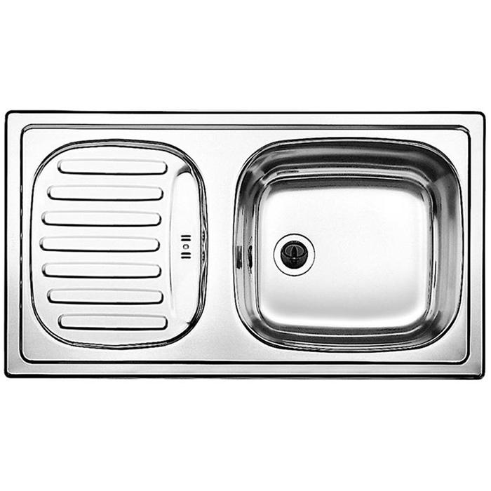 Фото - Кухонная мойка Blanco Flex mini Нержавеющая сталь матовая кухонная мойка blanco flex mini 511918