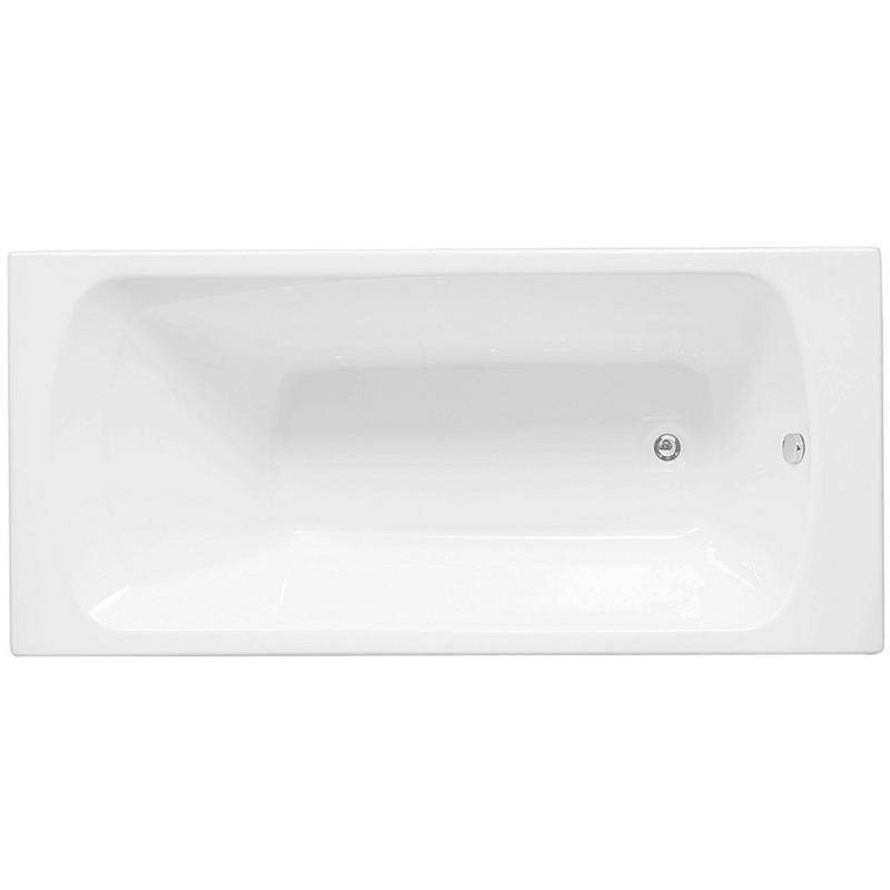 Акриловая ванна Aquanet Roma 170x70 204028 без гидромассажа акриловая ванна aquanet dali 170x70 239293 без гидромассажа