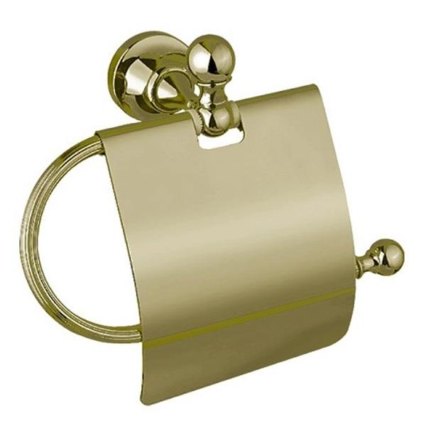 Держатель для туалетной бумаги Cezares Olimp TRH 03/24-Sw Золото халат женский iv36504