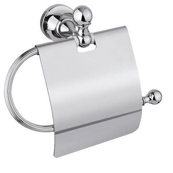 Фото - Держатель для туалетной бумаги Cezares Olimp TRH 01-Sw Хром держатель туалетной бумаги gemy xga60058t хром
