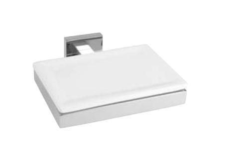 Performa quadro 22800 CR (хром)Аксессуары для ванной<br>Мыльница настенная Bugnatese quadro 22800 CR.<br>