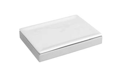Performa quadro 22801 CR (хром)Аксессуары для ванной<br>Мыльница настольная Bugnatese quadro 22801 CR.<br>