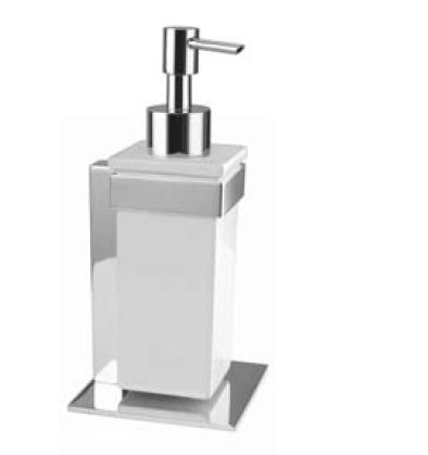 Performa quadro 22805 CR (хром)Аксессуары для ванной<br>Диспенсер настольный Bugnatese quadro 22805 CR.<br>