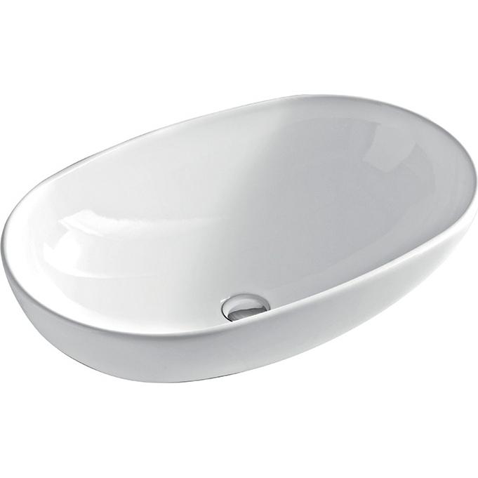Раковина Artceram La Ciotola 70 LCL002 01 00 Белый раковина чаша 60х42 см artceram la fontana lfl0010100bi 0