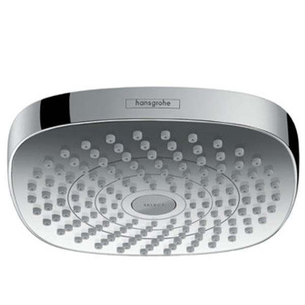 Верхний душ Hansgrohe Croma Select E 180 26524000 Хром верхний душ hansgrohe croma select e 180 26524000 хром