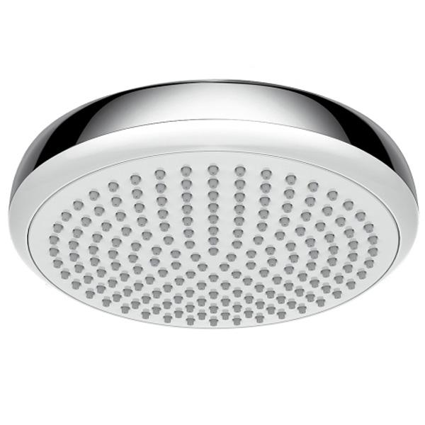 Верхний душ Hansgrohe Crometta 17 26577400 Белый/хром argo музыкальный верхний душ sound белый оранж
