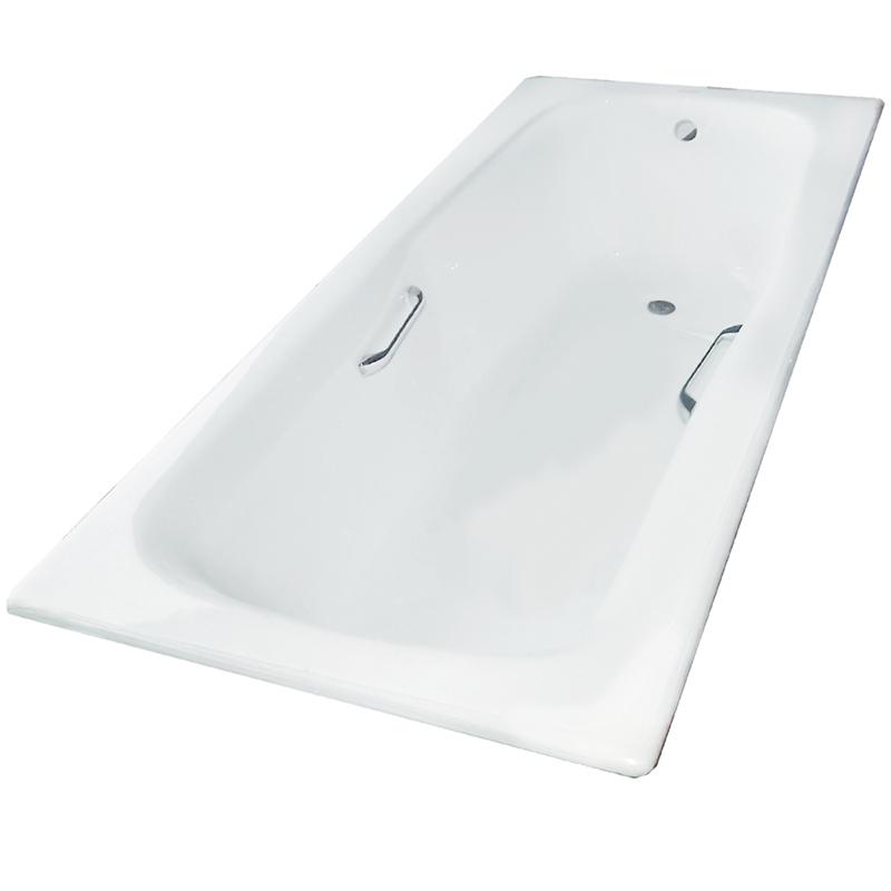 Zya SW-012 180x80 с противоскользящим покрытиемВанны<br>Чугунная ванна Aqualux Zya SW-012 180x80.<br>Классический вид, прямоугольная форма и элегантный дизайн подчеркнут изысканность интерьера ванной комнаты.<br>Размер: 180x80x42 см.<br>Цвет: белый.<br>Материал: чугун.<br>Внутреннее покрытие ванны: щелочеустойчивое эмалевое покрытие.<br>На дне ванны предусмотрены насечки anti-slip, предотвращающие скольжение.<br>Слив перелив:<br>с сифоном,<br>материал: пластик,<br>цвет: хром.<br>В комплекте поставки: чаша ванны, слив-перелив.<br>