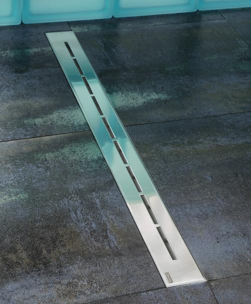 Runway 850 хромДушевые трапы и лотки<br>Ravak Runway 850 X01388  Сливной канал изготовлен из нержавеющей стали.<br>