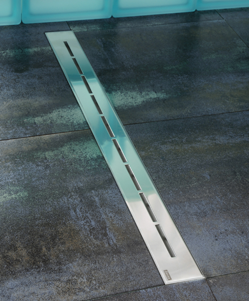 Runway 1050 хромДушевые трапы и лотки<br>Ravak Runway 1050 X01392 Сливной канал изготовленный из нержавеющей стали.<br>