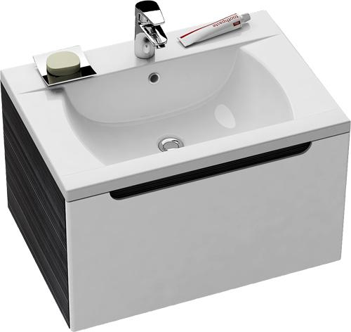 Тумба под умывальник SD-700 Classic береза/белаяМебель для ванной<br>Тумба под раковину SD-700 Classic в современном стиле.  Просторный выдвижной ящик для хранения. Тумба выполнена в цвете «береза», фасад - белый. Все дополнительные комплектующие приобретаются отдельно.<br>