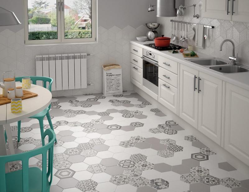 Керамическая плитка Equipe Harmony Nature Cream 17,5х20 настенная
