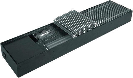 IMP Klima TKV-S-13 400x140x1600 (Lx40x14) один вентилятор (12) вентилятор 6 вольт