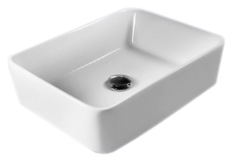 MR-8025 белаяРаковины<br>Раковина накладная Mira MR-8025  изготовлена из керамики высокого качества. Керамика проходит ряд термических обработок, что позволяет раковине долгое время оставаться крепкой и не трескаться, а также сохранять белизну и блеск покрытия.<br>
