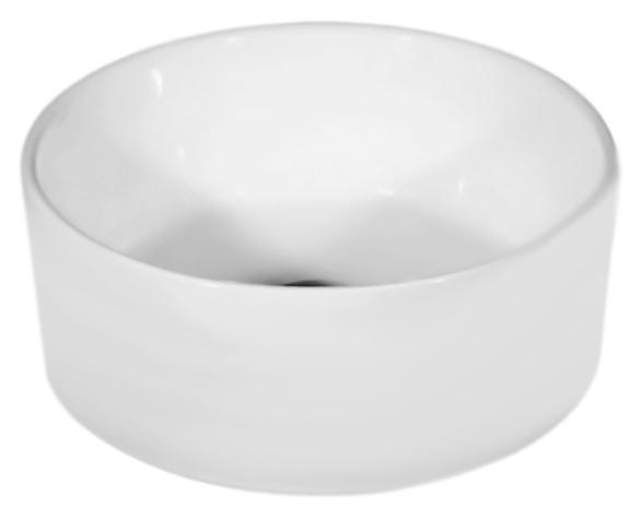 MR-8118 белаяРаковины<br>Раковина накладная/подвесная Mira MR-8118, изготовлена из керамики высокого качества. Керамика проходит ряд термических обработок, что позволяет раковине долгое время оставаться крепкой и не трескаться, а также сохранять белизну и блеск покрытия.<br>