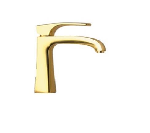 Смеситель для раковины Paini Lady 89OP205 Золото полотенцедержатель 35 см paini lady 89cr001