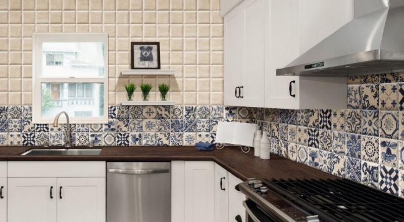 Керамическая плитка Mainzu Tavira Blanco 15x15 настенная стоимость