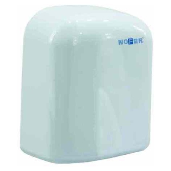 Сушилка для рук Nofer Bora 01400.W Белая цена и фото