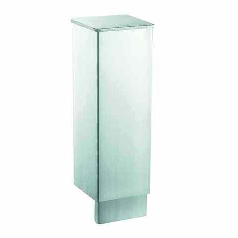Диспенсер для жидкого мыла Nofer 03025.S Матовый диспенсер для жидкого мыла ksitex наливной нержавеющая сталь матовый 0 8 л sd 1618 800 m