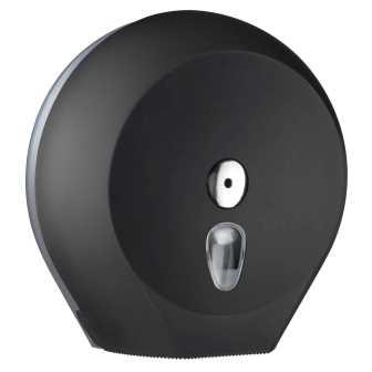 05011 ЧерныйАксессуары для общественных санузлов<br>Диспенсер для туалетной бумаги Nofer 05011 большой, черный<br>