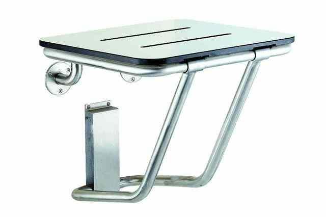 15065.S ХромАксессуары для ванной<br>Дополнительное сиденье для туалета Nofer 15065.S предназначенное для людей с ограниченными возможностями, хром<br>