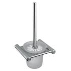 Roma 16825.S ХромАксессуары для ванной<br>Ершик туалетный Nofer Roma 16825.S, хром<br>