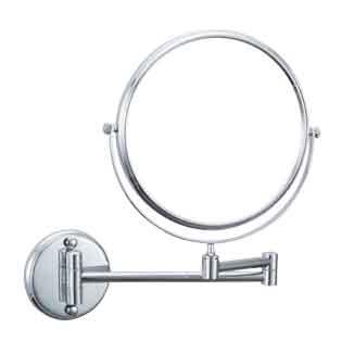 Зеркало для ванной Nofer Brass 08009.2 Хром