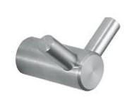 Крючок для ванной Nofer Roma 16821.S Матовый хром крючок для ванной msv siwa 140210m серебристый