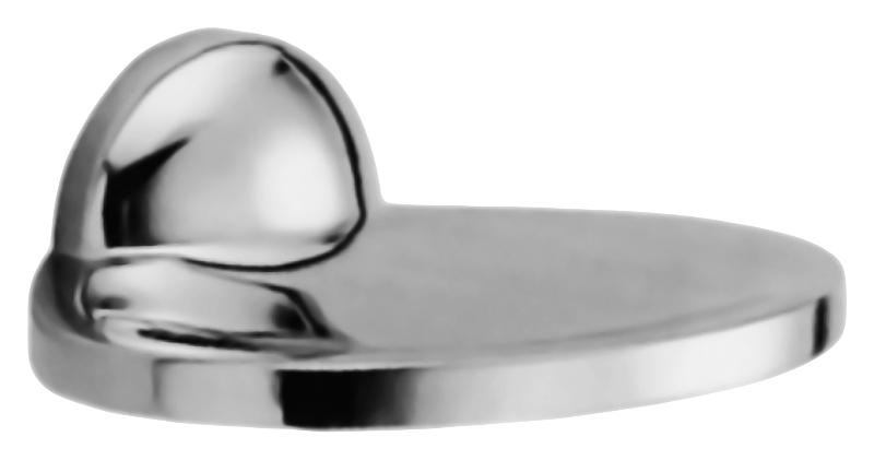 Hotel 16412.B хром, глянцеваяАксессуары для ванной<br>Мыльница Nofer Hotel 16412.B, настенная, из специального металла Zamac (сплав цинка, алюминия, магния и меди), с глянцевой поверхностью. Долговечна и устойчива к коррозии, легко очищается. Подходит для общественных помещений. Цена указана за мыльницу и комплект крепления. Все остальное приобретается дополнительно.<br>