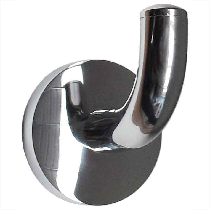 Крючок для ванной Nofer Monaco 16379.В Хром крючок для ванной msv siwa 140210m серебристый