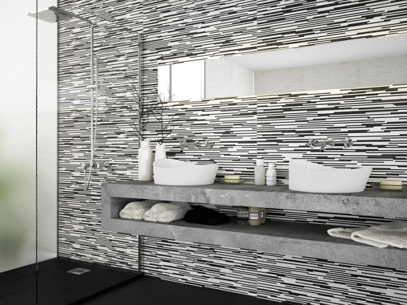 Керамическая плитка Benadresa Muretto Mix 33,3х100 настенная стоимость