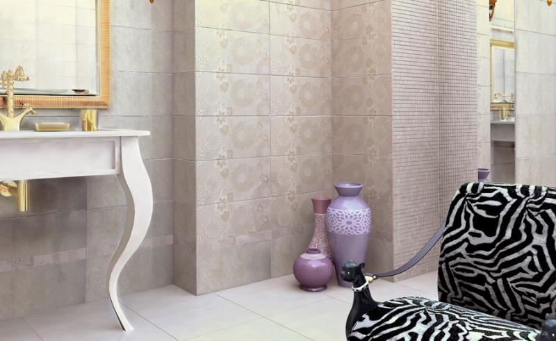 Купить Керамическая плитка, Fusion Crema Marfil 25х50 настенная, Rodnoe, Россия