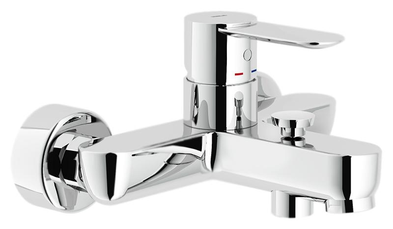 Sand SA99110/1CR хромСмесители<br>Смеситель для ванны Nobili Sand SA99110/1CR без душевого гарнитура, с ограничителем температуры и ограничителем потока воды (до 50%). Картридж 35 мм. Подвод воды G1/2. Аэратор Neoperl® M28x1 с системой против известковых отложений. Автоматический переключатель ванна/душ. Цена указана за смеситель и комплект крепления. Все остальное приобретается дополнительно.<br>