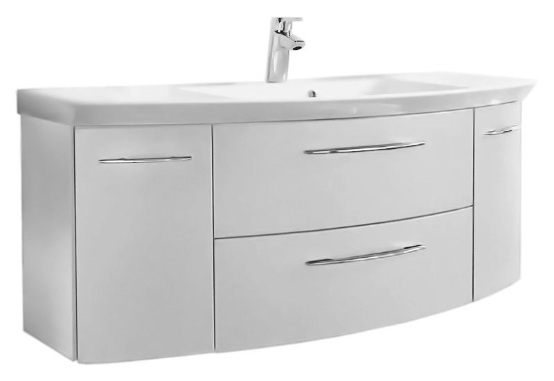 Cassca CS-WTUSL 04 Comfort белая пинияМебель для ванной<br>Вместительная тумба под раковину Pelipal Cassca CS-WTUSL04 Comfort с двумя распашными дверцами и двумя выдвижными ящиками олицетворяет собой гармоничное взаимодействие функциональности и современного дизайна. Это настоящее произведение искусства в сочетании с высоким качеством материалов и последними тенденциями в мире сантехники. Конструкция корпуса Comfort, с кромкой 1 мм. Выдвижные ящики, с металлической рамой, оснащены амортизацией. Цена указана за тумбу. Раковина и все остальное приобретается дополнительно.<br>