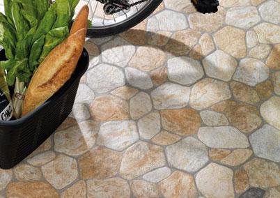 Керамическая плитка Azuliber Antares Hexagonal 40х40 керамогранит