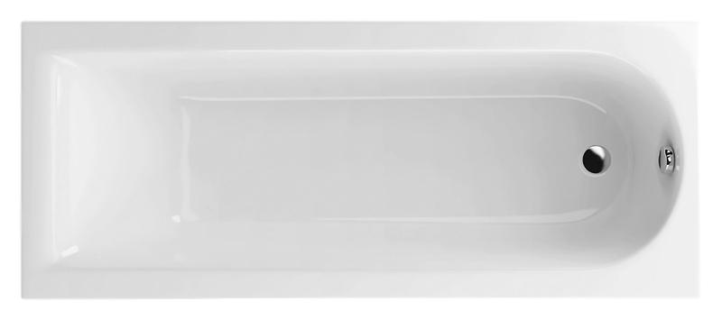 Actima Aurum 150x70 BasisВанны<br>Ванна Excellent Actima Aurum 150x70 из 100% литьевого акрила Lucite с усиленным армирующим слоем. Имеет классическую прямоугольную форму. В комплекте чаша ванны и каркас.<br>