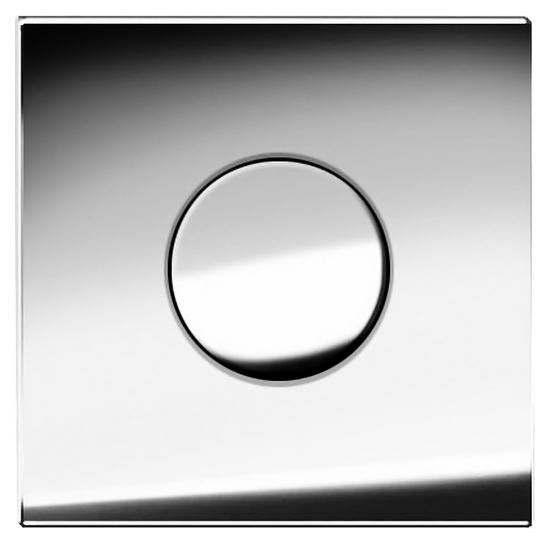 Кнопка смыва Geberit Sigma 01 116.011.21.5 хром, глянцевая кнопка смыва geberit sigma 50 белый 115 788 11 2