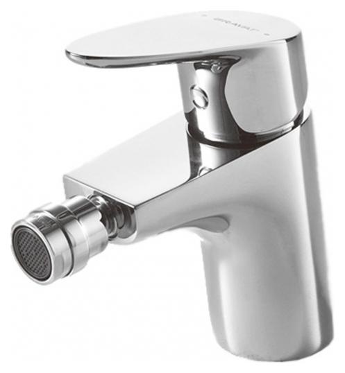 Drop F34898C ХромСмесители<br>Смеситель для биде Bravat Drop F34898C. Корпус латунный. Ручка цинковая. Керамический картридж Kerox 35 мм. Гибкая подводка 450 мм M10-G1/2 SS 2 шт. Аэратор Neoperl. Поток воды 8.3 л/мин при давлении 0.3 MPa.<br>