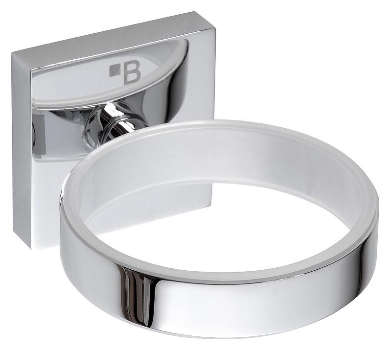 Beta 132117012 ХромАксессуары для ванной<br>Держатель для фена  Bemeta Beta 132117012. Подвесной монтаж. Цвет хром.<br>