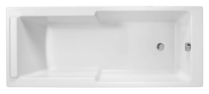 Struktura 170x70 E6D020RU-00 БелаяВанны<br>Ванна акриловая Jacob Delafon Struktura 170x70, с очень удобной спинкой и широким бортиком для хранения ванных принадлежностей, олицетворяет собой сдержанную элегантность, функциональность, эргономичность и простоту. Ванна имеет просторную душевую зону для комфортного принятия душа и ванны. Цена указана за чашу ванны. Каркас, панели и все остальное приобретается дополнительно.<br>