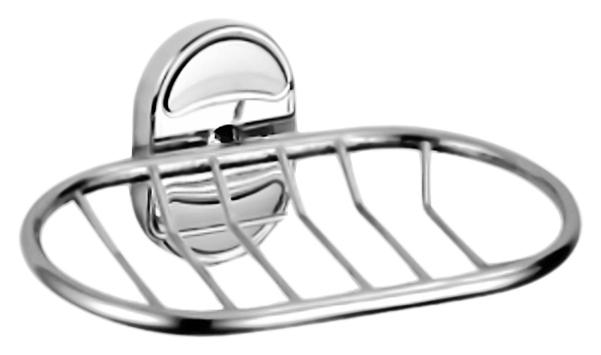 HB1902-1 хромАксессуары для ванной<br>Мыльница Haiba HB1902-1 из хромированного металла. Цена указана за мыльницу и комплект креплений. Все остальное приобретается дополнительно.<br>