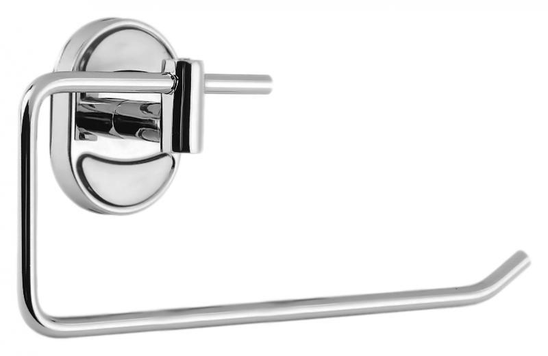 HB1903-2 хромАксессуары для ванной<br>Настенный держатель туалетной бумаги без крышки Haiba HB1903-2 из хромированного металла. Цена указана за держатель туалетной бумаги и комплект креплений. Все остальное приобретается дополнительно.<br>